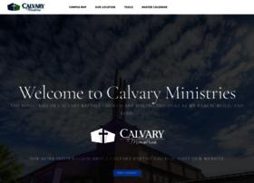 calvaryministries.com
