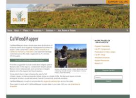 calweedmapper.cal-ipc.org
