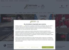 calzadosclubverde.com