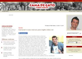 camadegato.galeriadosamba.com.br