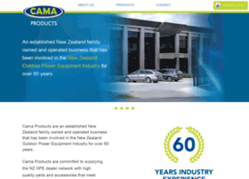 camaproducts.co.nz