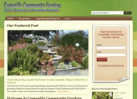 camarillocommunitygarden.com