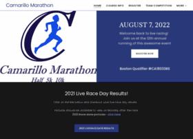 camarillomarathon.com