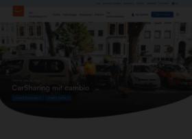 cambio-carsharing.de