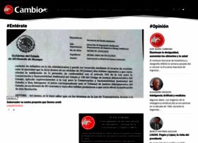 cambiodemichoacan.com.mx