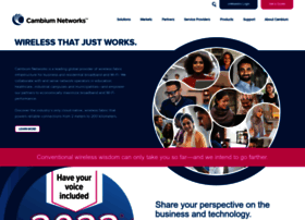 cambiumnetworks.com