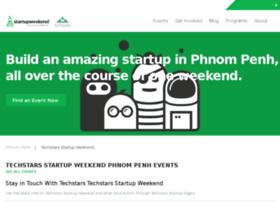 cambodia.startupweekend.org