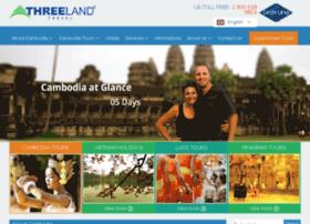 cambodia.threeland.com