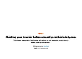 cambodiadaily.com