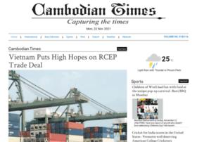 cambodiantimes.com
