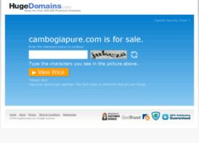 cambogiapure.com