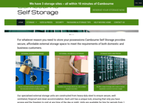 cambourneselfstorage.co.uk