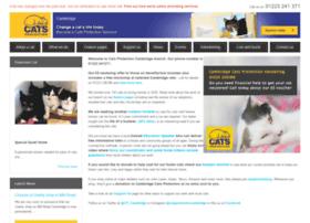 cambridge.cats.org.uk