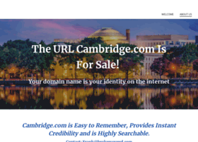 cambridge.com