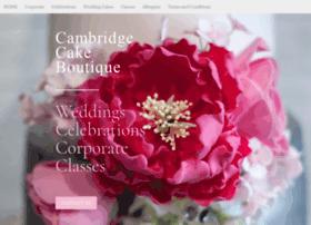 cambridgecakeboutique.co.uk