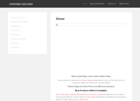 cambridgecarpcabin.co.uk