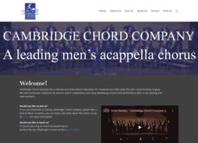 cambridgechordcompany.co.uk