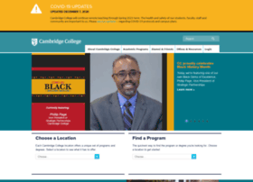 cambridgecollege.org