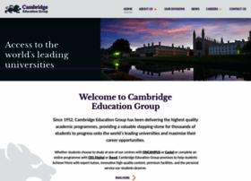 cambridgeeducationgroup.com