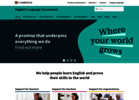 cambridgeenglish.org