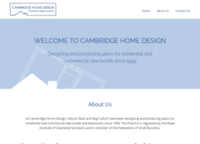 cambridgehomedesign.com