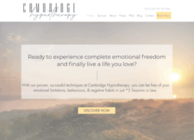 cambridgehypnotherapy.co.uk