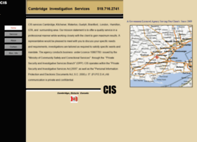 cambridgeinvestigationservices.com