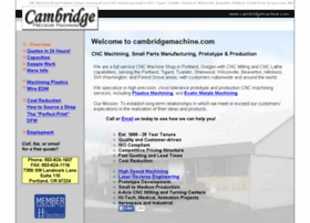 cambridgemachine.com