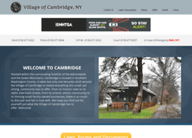 cambridgeny.gov