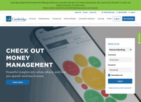 cambridgesavingsbank.com