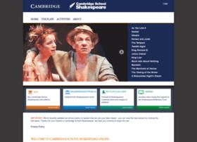 cambridgeschoolshakespeare.com