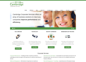 cambridgeservices.com