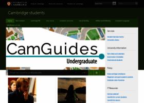 cambridgestudents.cam.ac.uk