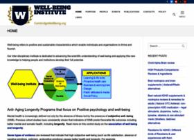 cambridgewellbeing.org