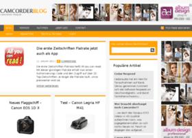 camcorder-blog.de