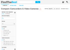 camcorder.findthebest.com