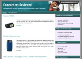 camcordersreviewed.com