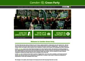camden.greenparty.org.uk