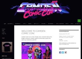 camdencomiccon.com
