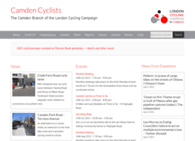 camdencyclists.org.uk