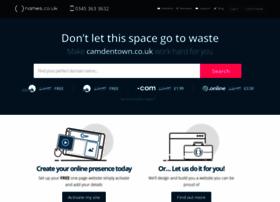 camdentown.co.uk
