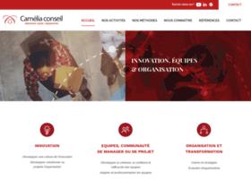 cameliaconseil.com