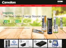 camelionbattery.com