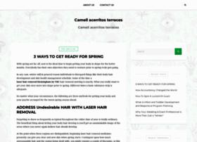 camellacerritosterraces.com