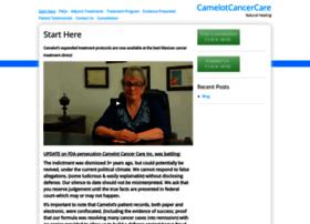 camelotcancercare.com