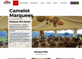 camelotmarquees.com