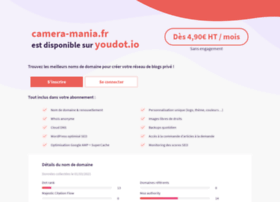 camera-mania.fr