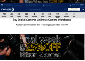 camera-warehouse.com.au