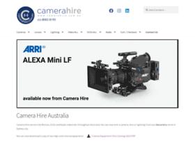 camerahire.com.au