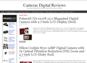 camerasdigitalreviews.com